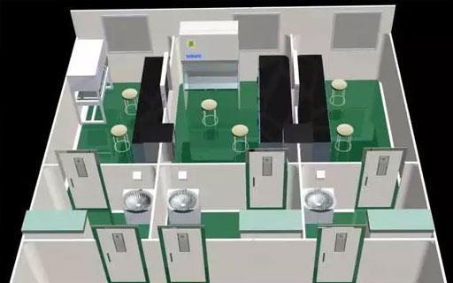 无菌实验室